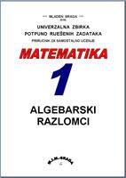Zadaci Iz Matematike Za Prijemni